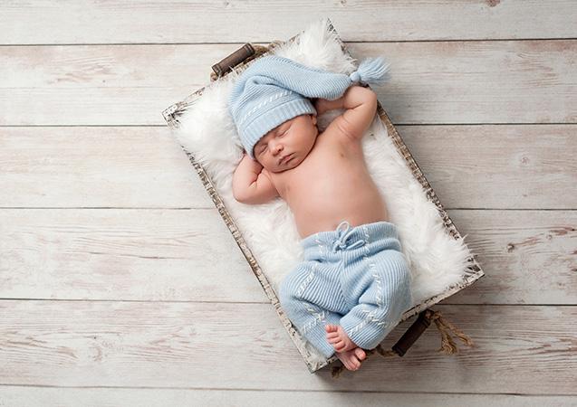 Chiropractic for newborns in Monticello