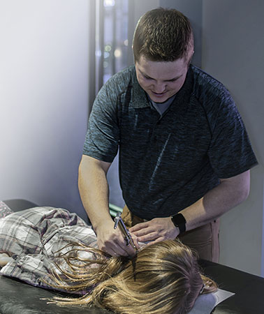 Torque Release Technique at Polaris Chiropractic