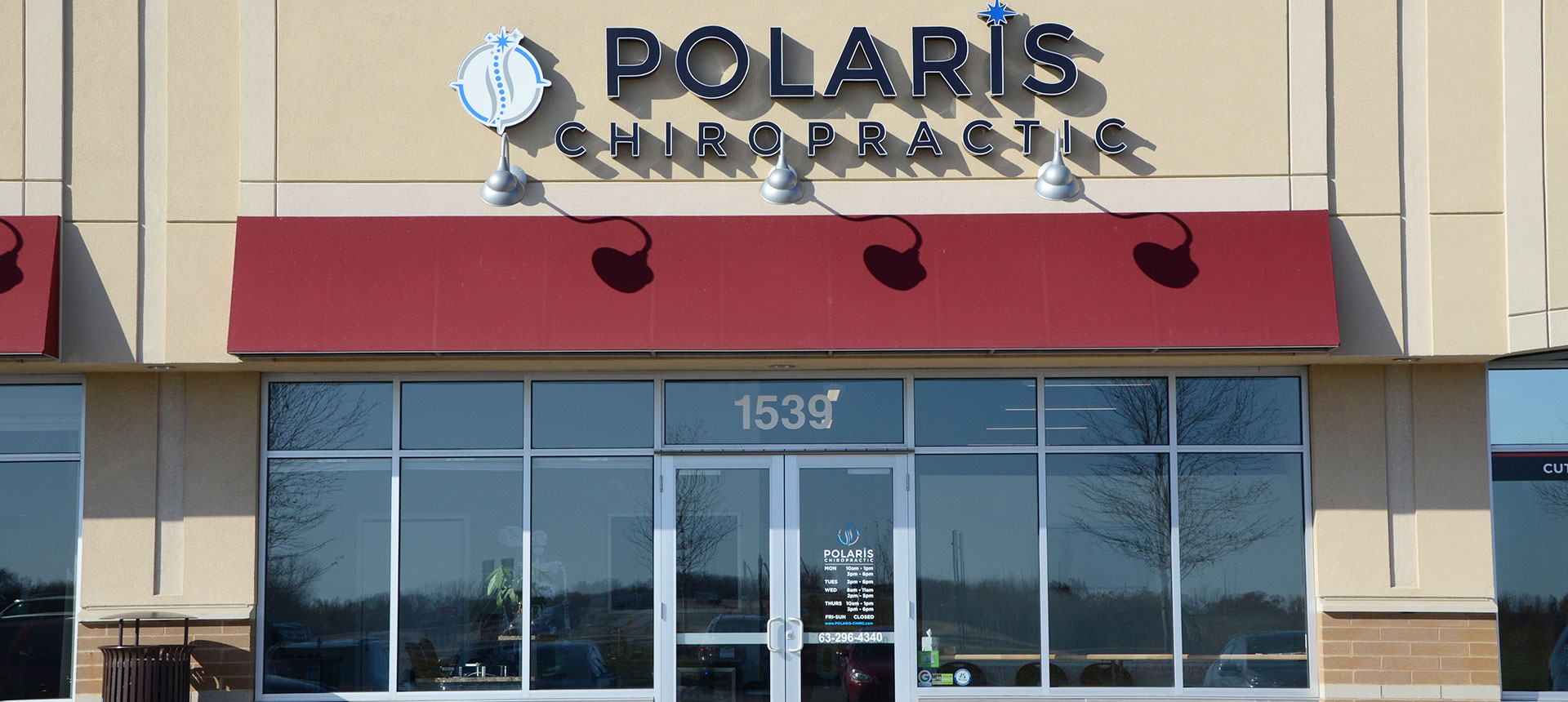 The Polaris Chiropractic office in Monticello, MN
